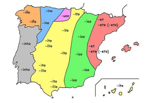 Uso del diminutivo en español